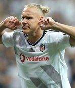 Beşiktaş'ın yıldızı Çizme yolcusu!