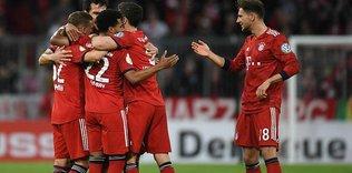 Almanya Kupası'nda yarı finale çıkan takımlar belli oldu