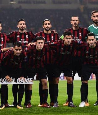 AC Milan'a UEFA'dan ceza!