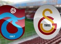 İşte Trabzonspor - Galatasaray derbisinin muhtemel 11'leri...