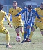 Erzurumspor ve Ankaragücü puanları paylaştı