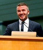 David Beckham'dan iki transfer!