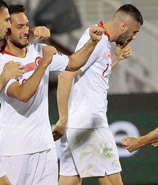 Türkiye - Moldova maçı ne zamansaat kaçta hangi kanalda?
