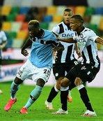 Udinese ile Lazio berabere kaldı!