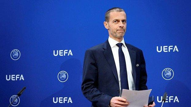 Son dakika spor haberleri: UEFA Başkanı Aleksander Ceferin: Galatasaray'a ihtiyacımız var #