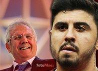 Fenerbahçe'de Ozan Tufan şoku: Sözleşme teklifini kabul etmedi! Aziz Yıldırım...