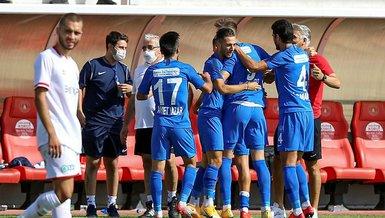 Tuzlaspor 1-0 Balıkesirspor | MAÇ SONUCU