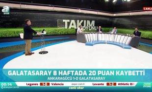 """Erman Toroğlu'ndan Falcao sözleri! """"O fotoğraf Galatasaray'a zarar verdi"""""""
