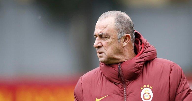 Fatih Terim'den 3 isme kesik! İşte Galatasaray'ın Trabzonspor 11'i