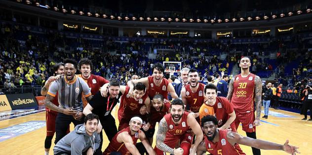 Galatasaray Doğa Sigorta gelecek yıl FIBA Şampiyonlar Ligi'nde! - öne çıkan -