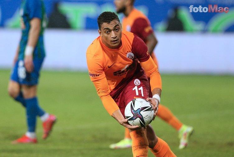 Galatasaray'dan Mostafa Mohamed ve transfer kararı! İş çabuk bitecek