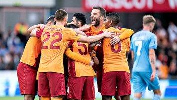 Galatasaray Avrupa'da 295. maçına çıkacak