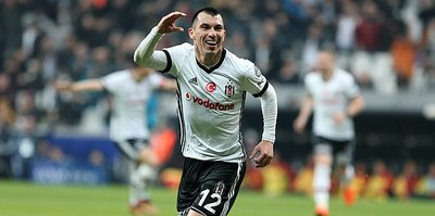 Beşiktaş'ın küçük dev adamı Gary Medel