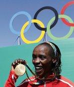 "Olimpiyat madalyalı sporcuya ""doping"" cezası"