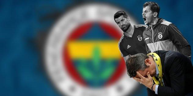 Fenerbahçe'de büyük hüsran! Tersine rekor...