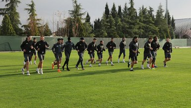 Denizlispor'da Hugo Rodallega ve Bergdich Galatasaray maçında forma giyecek