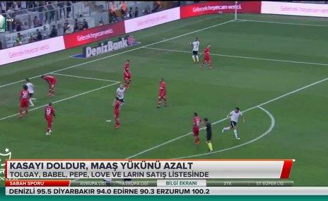 İşte Beşiktaş'ın Ocak planı
