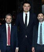 Büyükelçi Önen ve TBF Heyeti Çin'de Yao Ming ile buluştu