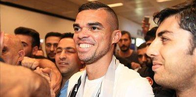 Besiktas signs former R. Madrid defender Pepe
