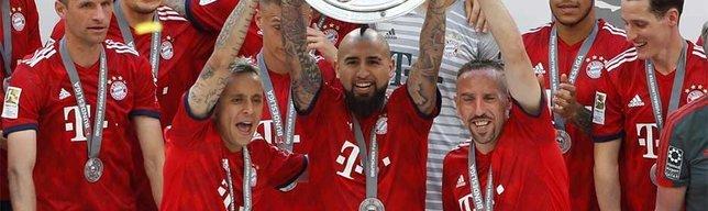 Arturo Vidal, Münih'ten ayrılıyor