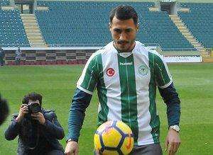 İşte Konyasporlu Jahovic