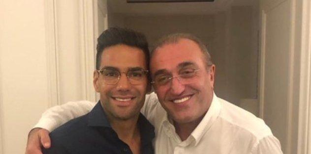 Galatasaray Falcao transferinde sona geldi