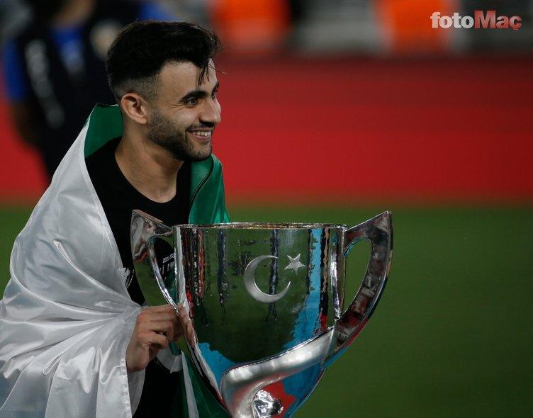 Son dakika Beşiktaş haberi: Beşiktaş'ta Rachid Ghezzal şoku! Anlaşma...
