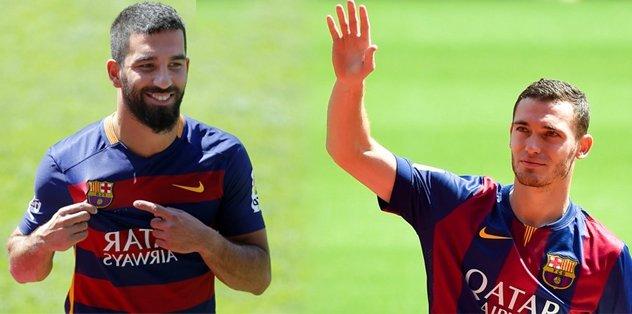 Barça'dan çifte müjde!