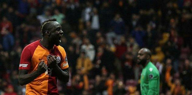 Galatasaraylı Diagne'den Başakşehir paylaşımı!