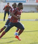 Trabzonspor Konyaspor hazırlıklarına ara vermeden başladı