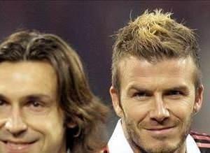Beckham'ı Böyle Gördünüz mü?