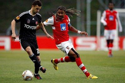 Braga 0-2 Beşiktaş