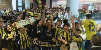 İstanbul'da Alex izdihamı
