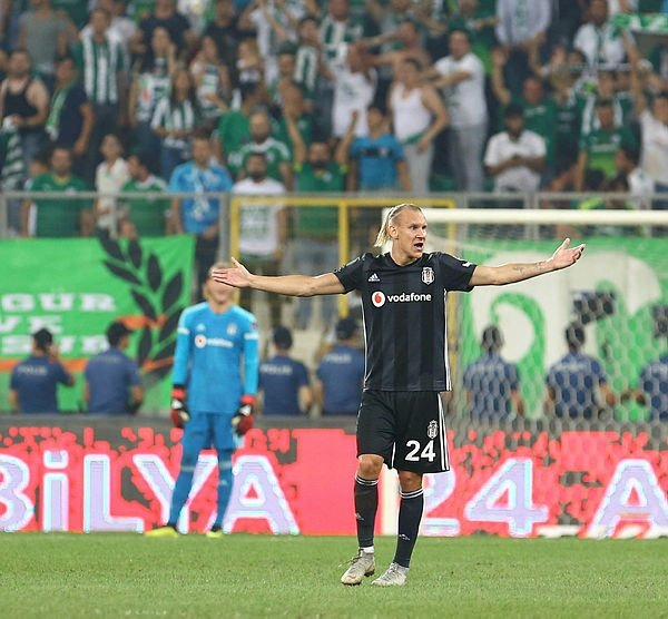 İşte Beşiktaşın Malatyaspor 11i