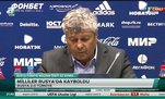 Mircea Lucescu: Bizim oyuncularımız Rus oyunculardan çekindiler