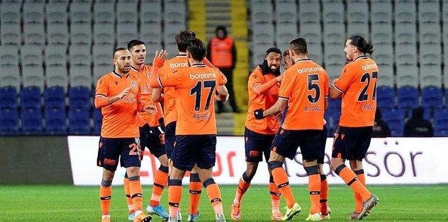Medipol Başakşehir 2-0 Antalyaspor   MAÇ SONUCU