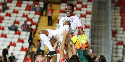 Antalyaspor'un rekorlar yılı