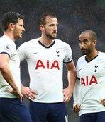 Tottenhamlı yıldızın evi soyuldu!