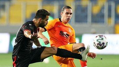 Son dakika spor haberi: Galatasaray'da Gençlerbirliği maçında 3 değişiklik!