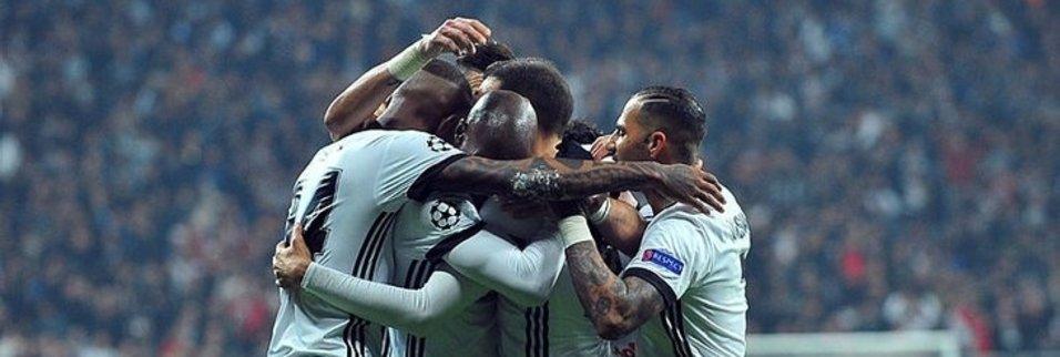 Beşiktaş'ın tarihi başarısına sosyal medya tepkileri!