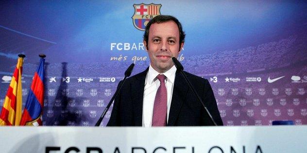 Eski Barcelona Başkanı için hapis kararı