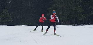 Kayaklı Koşuda Türkiye Şampiyonu Bolu