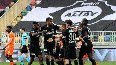 Altay-Adanaspor: 4-1 (MAÇ SONUCU-ÖZET)
