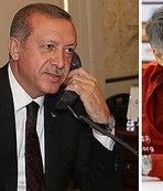 Cumhurbaşkanı Erdoğan'dan Milli Takım'a kutlama