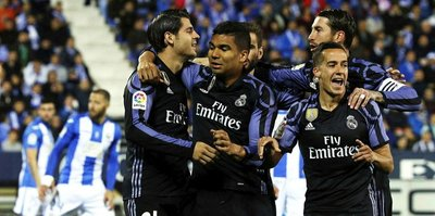 Real Madrid hata yapmadı