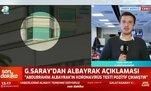 Galatasaray'dan Abdurrahim Albayrak açıklaması