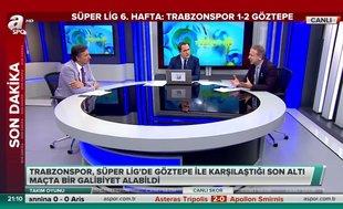 """Zeki Uzundurukan: """"Trabzonspor iç sahadaki gücünü kaybediyor"""""""