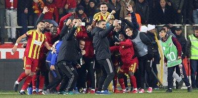 """Malatyaspor, evinde """"büyüklere"""" geçit vermiyor"""