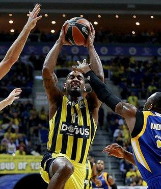 Fenerbahçe Doğuş Khimki'yi devirdi