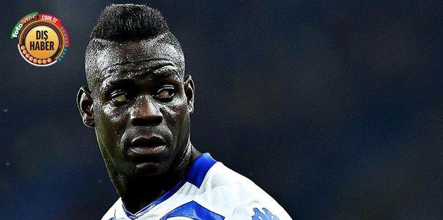 Galatasaray'a Balotelli'den bir iyi bir de kötü haber! - Futbol -